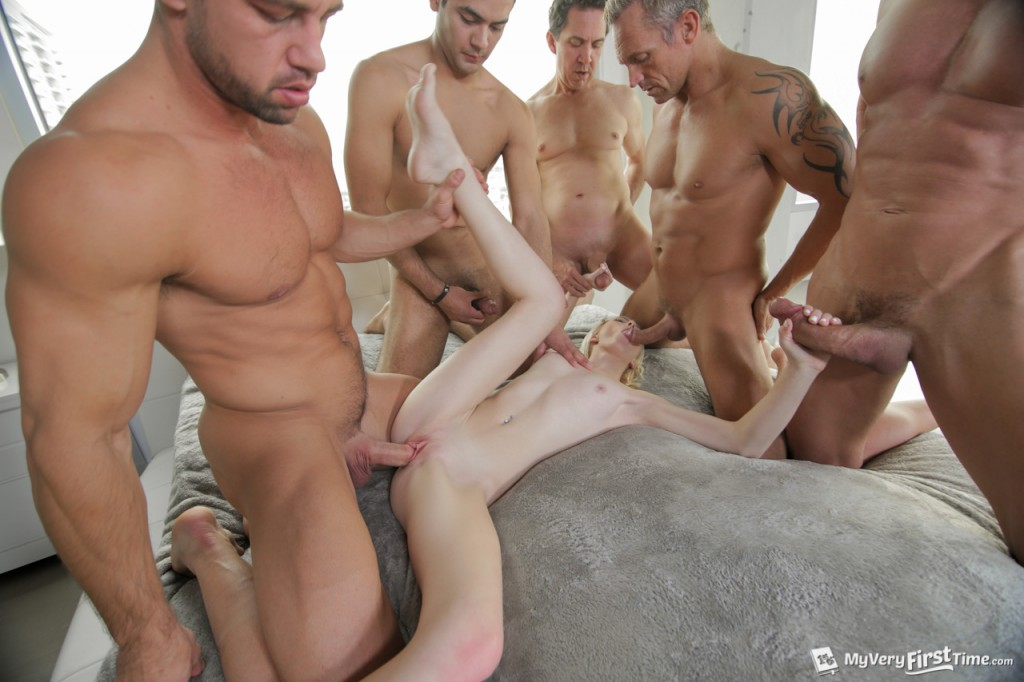 Maddy Rose First Time Gangbang Woxtube 1