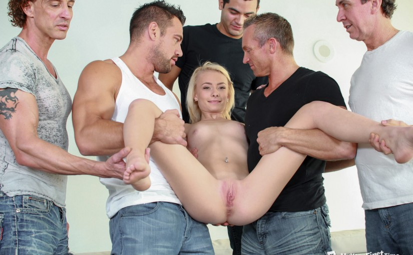 My Very First Time Maddy Rose in Maddy's First Gangbang